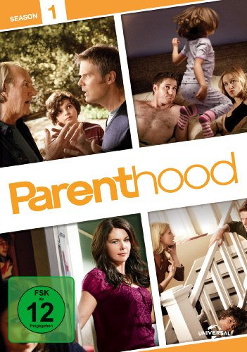 Parenthood Season 1 (4 DVDs)