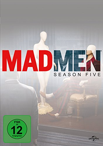 Mad Men Season 5 (4 DVDs)