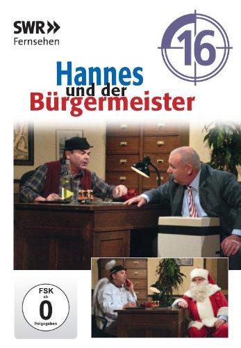 Hannes und der Bürgermeister DVD 16