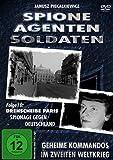 Drehscheibe Paris, Spionage gegen Deutschland