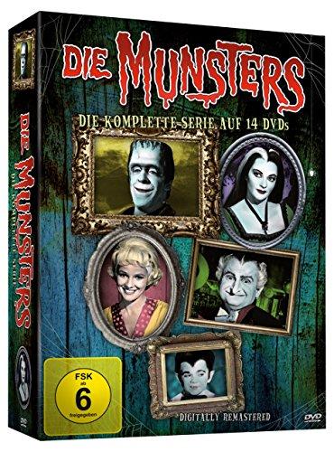 Die Munsters Die komplette Serie (14 DVDs)