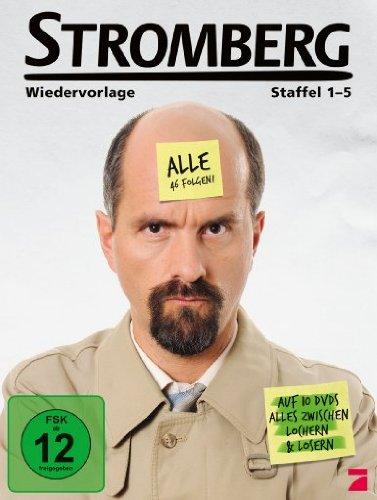 Stromberg Staffel 1-5: Wiedervorlage (10 DVDs)