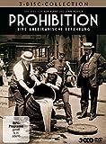 Prohibition - Eine amerikanische Erfahrung (3 DVDs)