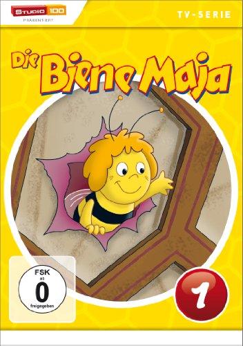 Die Biene Maja    DVD  1: Episoden 1-7