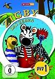 Zigby, das Zebra - DVD 1