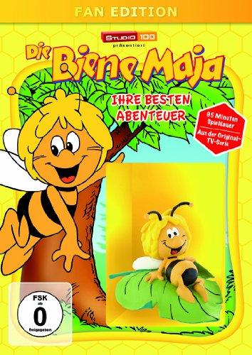 Die Biene Maja Fan Edition  (+ Maja Sammelfigur)