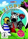 Zigby, das Zebra - DVD 1+2 (2 DVDs)