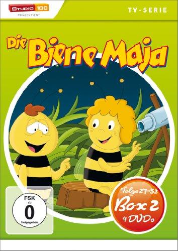 Die Biene Maja  Box 2/Episoden 27-52 (4 DVDs)