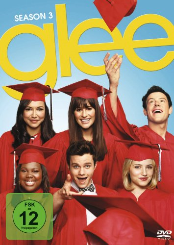 Glee Staffel 3 (6 DVDs)