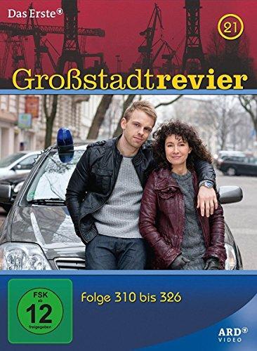 Großstadtrevier Box 21, Staffel 25 (5 DVDs)
