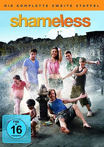 Shameless Staffel 2 (3 DVDs)