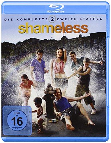 Shameless Staffel 2 [Blu-ray]