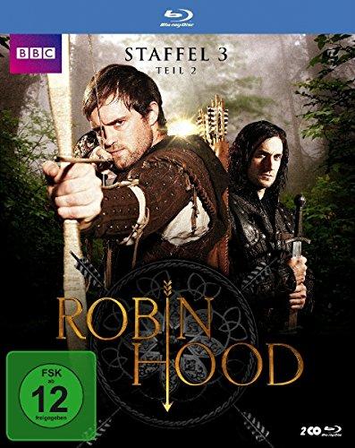 Robin Hood Staffel 3.2 [Blu-ray]