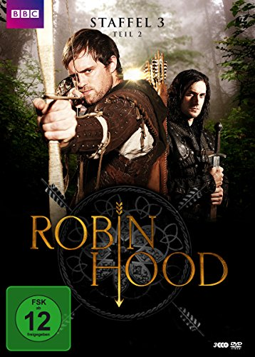 Robin Hood Staffel 3.2 (2 DVDs)