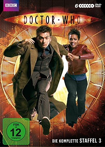 Doctor Who Staffel 3 (6 DVDs)
