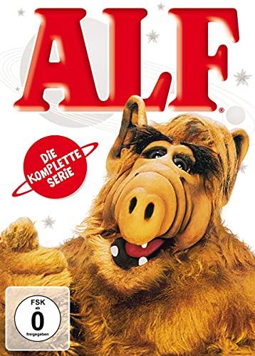 ALF Die komplette Serie (16 DVDs)