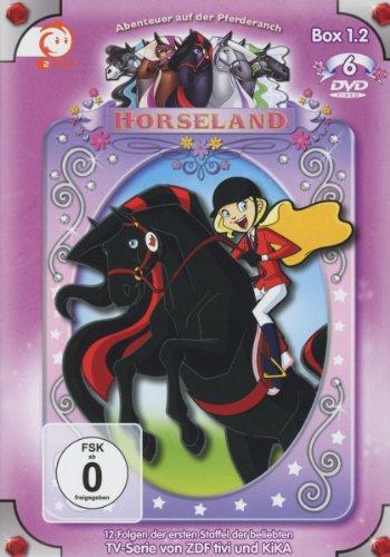 Horseland Box 1.2 (6 DVDs)