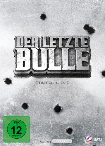 Der letzte Bulle Staffel 1-3 (9 DVDs)