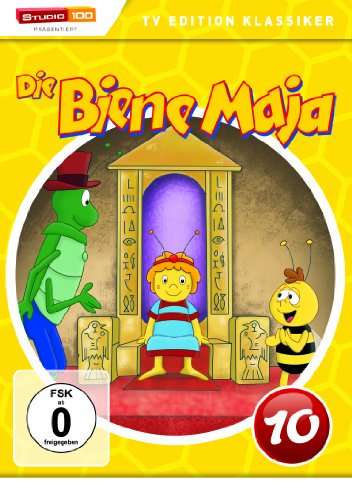Die Biene Maja    DVD 10: Episoden 60-65