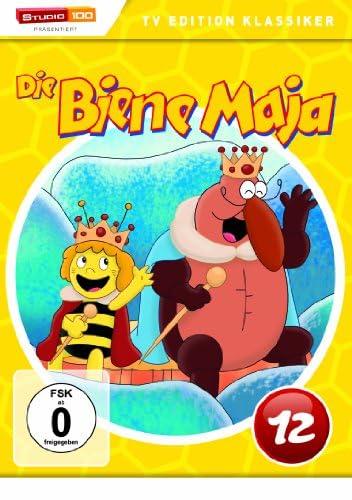 Die Biene Maja    DVD 12: Episoden 73-78