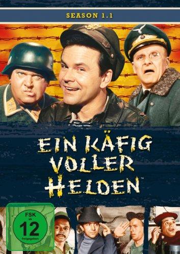 Ein Käfig voller Helden Season 1.1 (2 DVDs)
