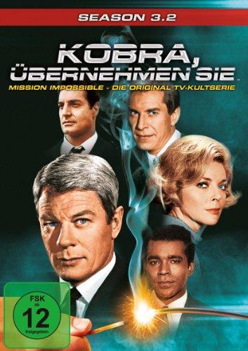 Kobra, übernehmen Sie! Season 3.2 (4 DVDs)