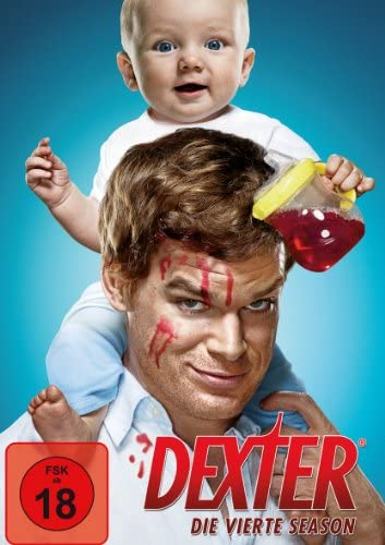 Dexter Staffel 4 (4 DVDs)