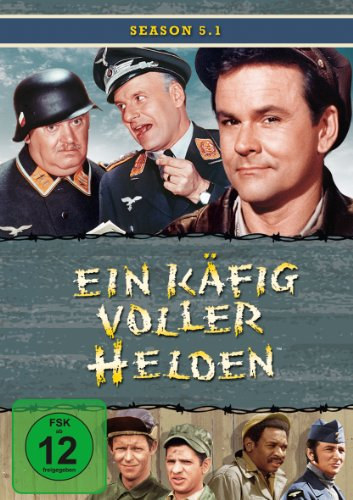 Ein Käfig voller Helden Season 5.1 (2 DVDs)