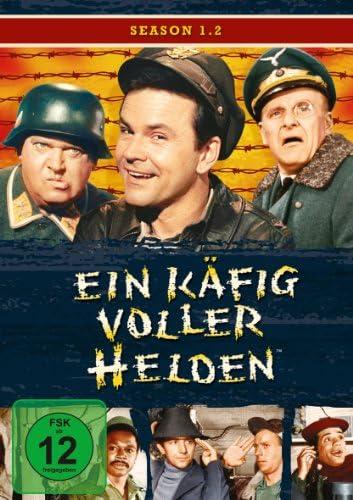 Ein Käfig voller Helden Season 1.2 (3 DVDs)