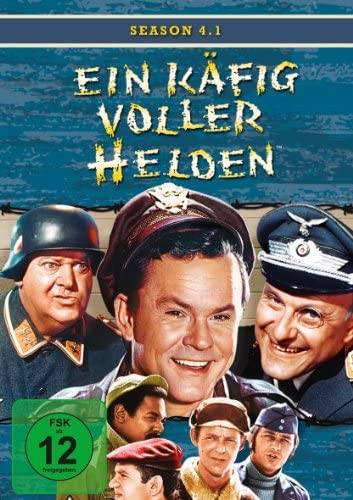 Ein Käfig voller Helden Season 4.1 (2 DVDs)