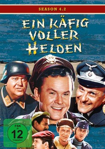 Ein Käfig voller Helden Season 4.2 (3 DVDs)