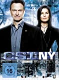 CSI: NY - Season 8.1 (3 DVDs)