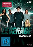 Leverage - Staffel 3 (4 DVDs)