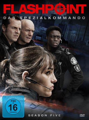 Flashpoint - Das Spezialkommando: Staffel 5 (3 DVDs)