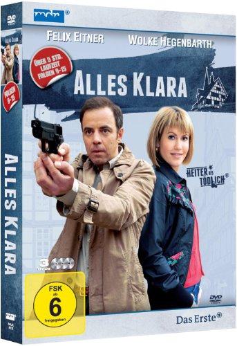 Alles Klara Folgen 9-15 (3 DVDs)