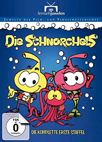 Die Schnorchels Die Schlümpfe des Meeres - Staffel 1 (2 DVDs)