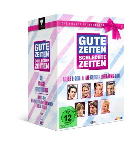 Gute Zeiten-Schlechte Zeiten Megabox (22 DVDs)