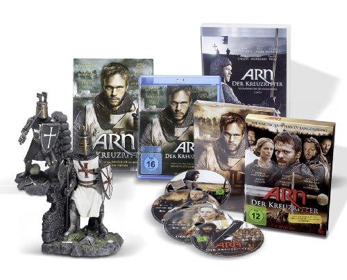 ARN - Der Kreuzritter (Limited Collector's Edition, exklusiv bei Amazon.de) (9 DVDs)