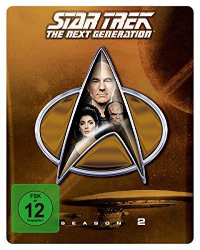 Star Trek - Next Generation Season 2 Collectors Edition (Steelbook) [Blu-ray]