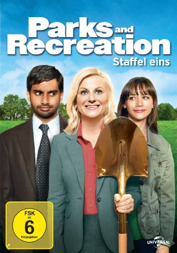 Parks and Recreation Staffel 1 (2 DVDs)
