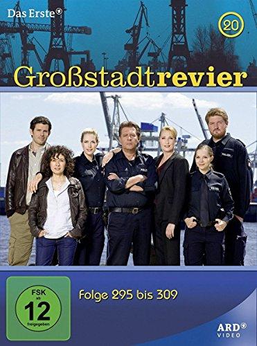 Großstadtrevier Box 20, Staffel 24 (4 DVDs)