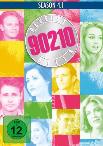 Beverly Hills 90210 Staffel  4.1 (4 DVDs)