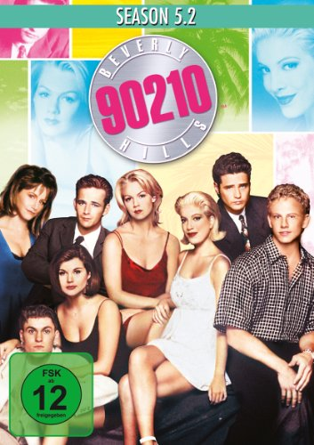 Beverly Hills 90210 Staffel  5.2 (4 DVDs)