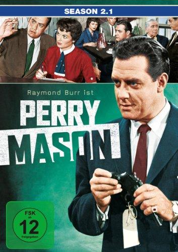 Perry Mason Staffel 2, Teil 1 (4 DVDs)