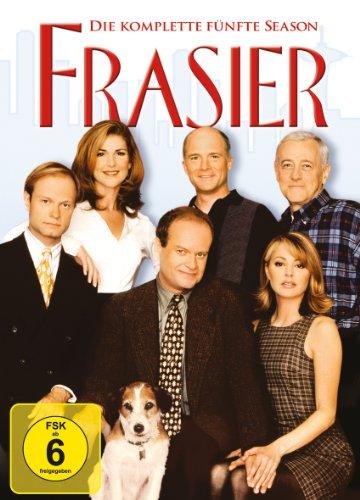 Frasier Season  5 (4 DVDs)
