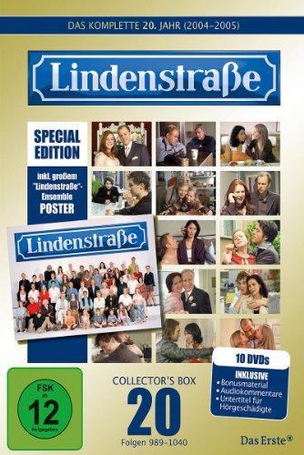 Lindenstraße Das komplette 20. Jahr (Special Edition mit Poster) (10 DVDs)