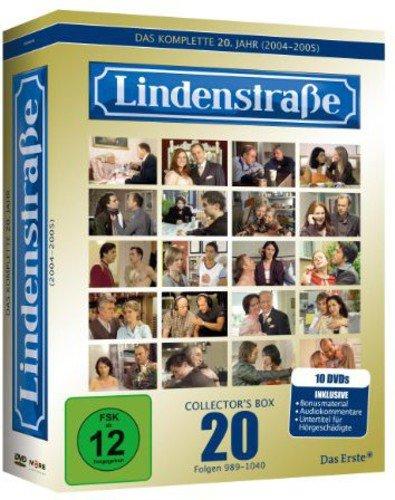 Lindenstraße Das komplette 20. Jahr (10 DVDs)