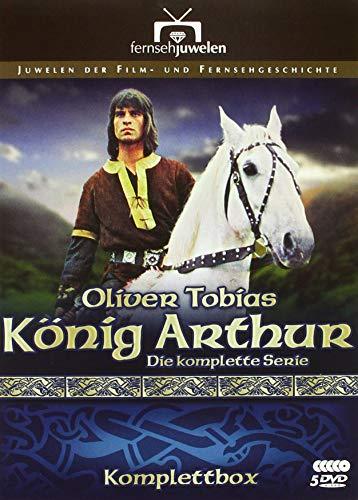 König Arthur Komplettbox (4 DVDs)