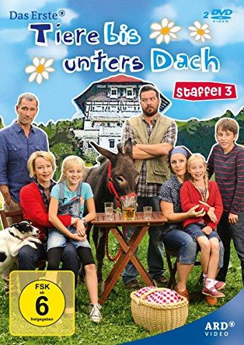 Tiere bis unters Dach Staffel 3 (2 DVDs)