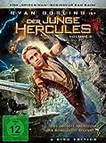 Der junge Hercules, Vol. 2 (4 DVDs)